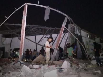 """Migranti, i sospetti della Lega sulla bomba in Libia: """"C'è una strategia della tensione"""""""