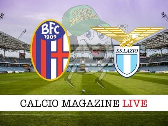 Bologna – Lazio: cronaca diretta live, risultato in tempo reale