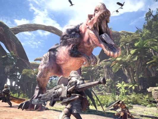 Qualche nuovo scorcio di gameplay per Monster Hunter: World e Devil May Cry HD Collection in video - Notizia - PS4
