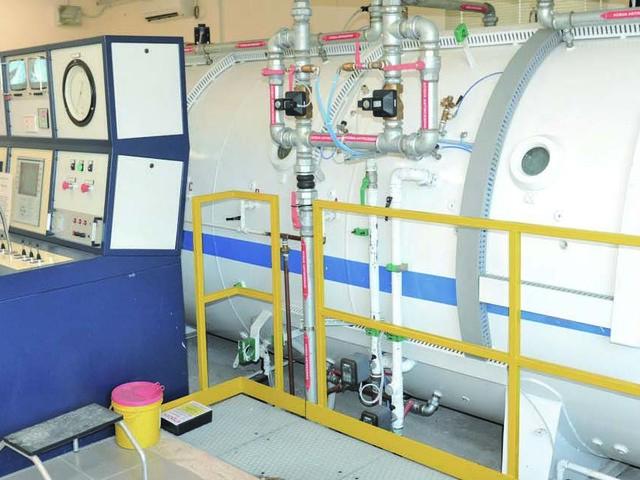 Percorsi Comuni, l'associazione Forno pone l'accento sulla camera iperbarica