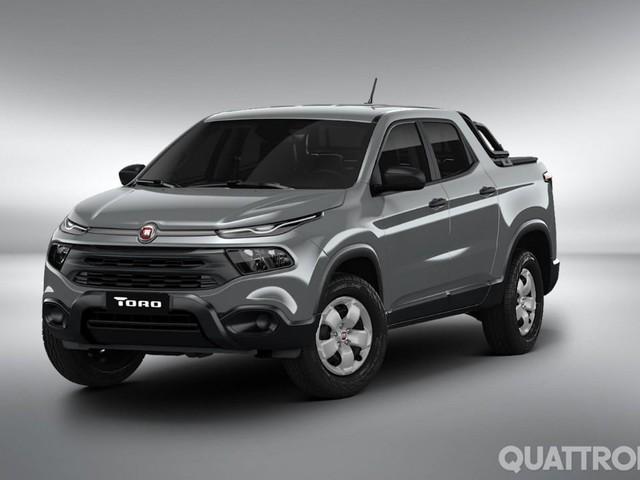 Fiat Toro - Il restyling debutta in Brasile