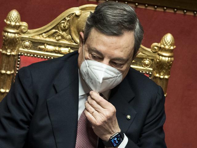 Stretta finale, Draghi lima il nuovo Dpcm.Oggi la firma