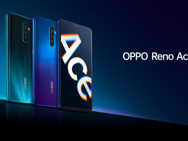 Oppo Reno Ace ufficiale: display a 90 Hz e ricarica completa in 30 minuti