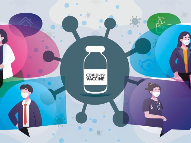 Come comunicare la vaccinazione anti COVID-19 a chi è incerto