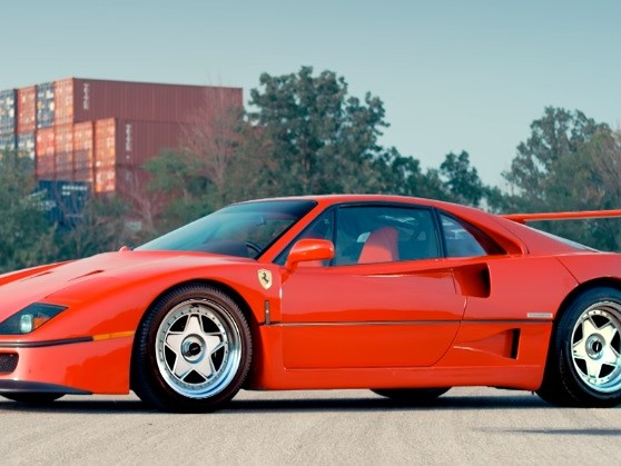 Ferrari F40, il testamento del Drake