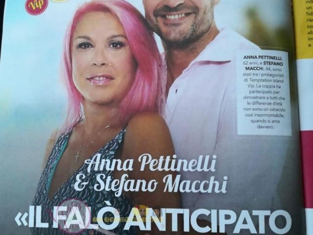 Intervista di coppia ad Anna Pettinelli, che molla una stangata sui tentatori del villaggio, e Stefano Macchi che ha trovato un amico molto speciale grazie al programma