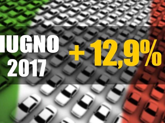 Mercato italiano - Continuano a crescere le vendite di auto