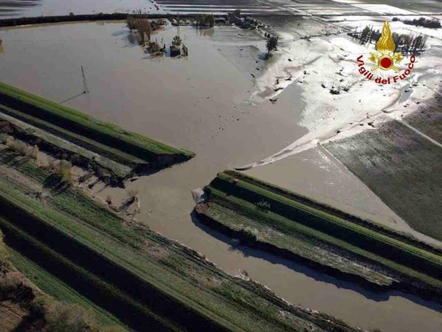 ESONDAZIONE IDICE a Budrio: il VIDEO del disastro, immagini impressionanti