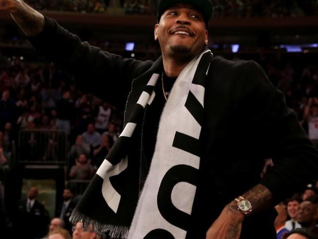 Carmelo Anthony torna in NBA, vestirà la maglia dei Portland Trail Blazers
