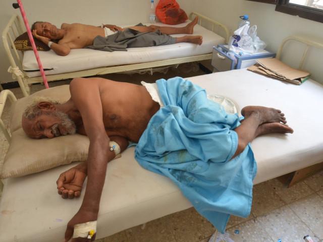 L'inferno yemenita, si muore sotto le bombe e ora anche di colera