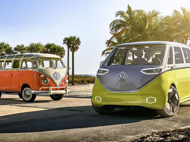 L'ID Buzz di Volkswagen sarà il nuovo Bulli