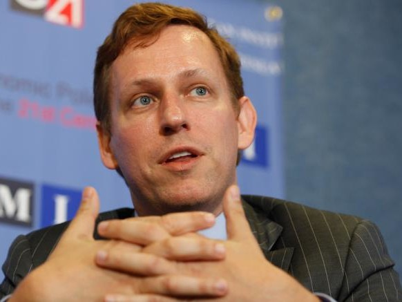 Perché Peter Thiel, magnate pro-Trump, lascia la Silicon Valley per Hollywood