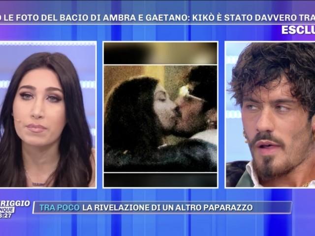 """Gaetano Arena a Pomeriggio5: """"Ho litigato con Ambra e Kikò, non ci parliamo più"""""""