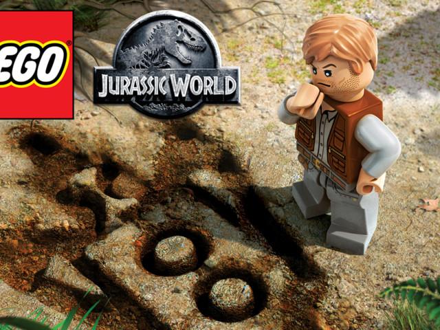 LEGO Jurassic World sbarca su Nintendo Switch