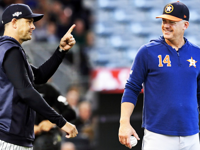 Yankees Suspect Astros Of Cheating; A.J. Hinch Calls It 'A Joke'