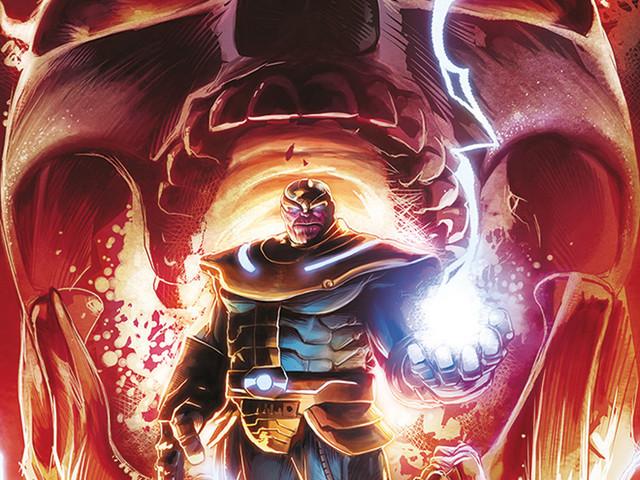 Thanos vince: La storia di come Thanos uccise l'universo