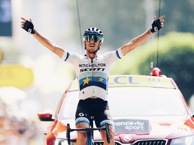 Tour de France, Matteo Trentin firma la grande impresa: arriva il secondo sigillo italiano