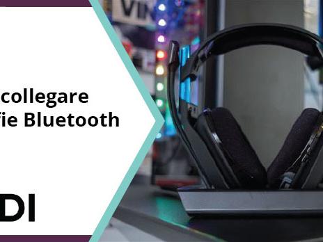 Come collegare le cuffie Bluetooth al computer