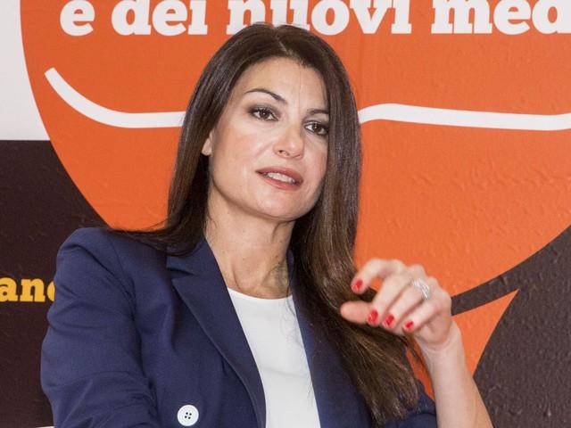 """Ilaria D'Amico: """"Un mio ex direttore mi fece delle avance, fu imbarazzante"""""""
