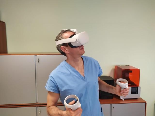 Padova Cardiochirurgia Pediatrica applica la realtà virtuale nelle cardiopatie congenite