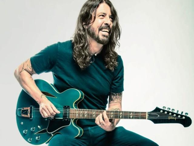 Dave Grohl: «Il rock non è un morto, ma una medicina per l'anima»