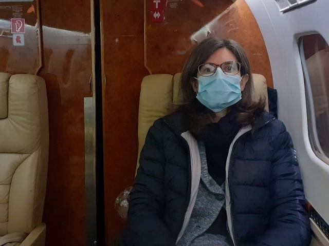 Lieto fine per Deborah Iori: vola negli Usa la donna affetta da malattia genetica rara