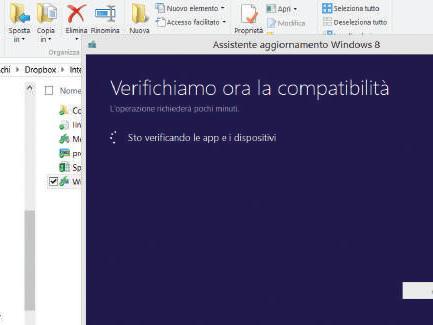 Come installare Windows 10 tramite aggiornamento