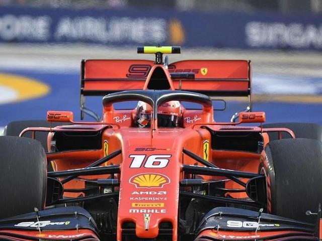 Gp Singapore, Leclerc a sorpresa domina nelle ultime prove libere