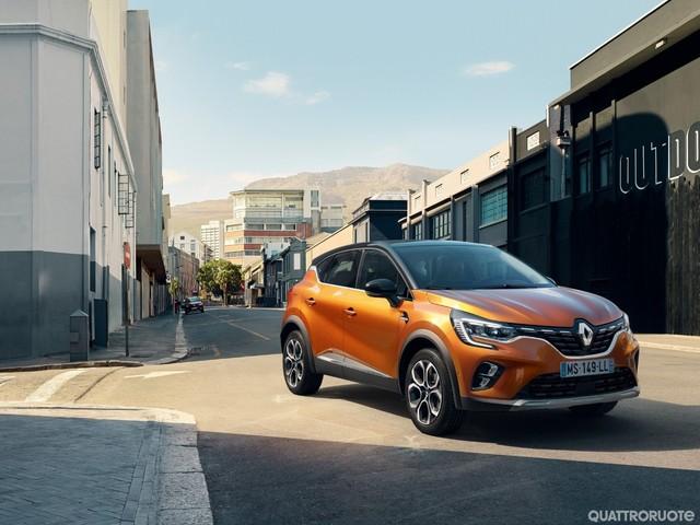 Renault Captur - A tu per tu con la nuova generazione