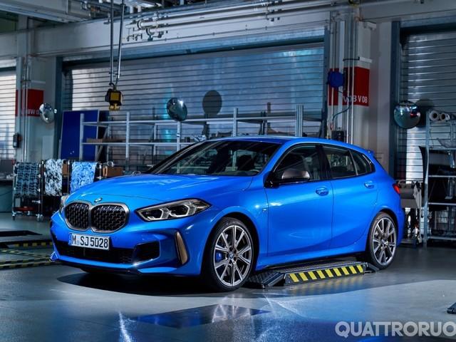 BMW Serie 1 - Svelata la nuova generazione