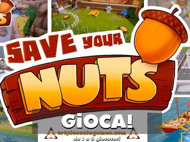 Save Your Nuts | È tutta una questione di noci