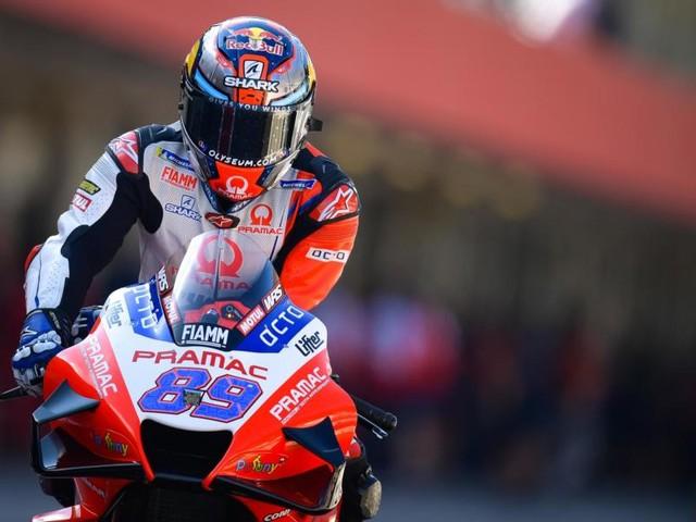 MotoGP, rinviata l'operazione di Jorge Martin, il ducatista salterà il GP di Spagna di Jerez