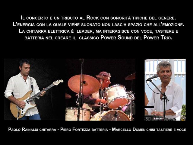 @TeatroArciliuto – Mercoledì 20 marzo 2019: Double P & M – A good night in ROCK