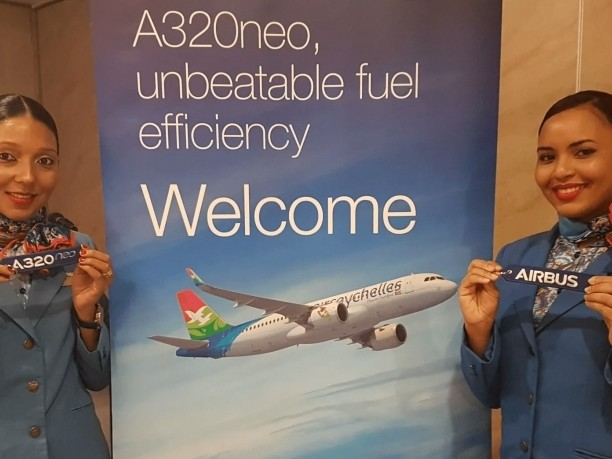Air Seychelles to receive A320neo by July'19