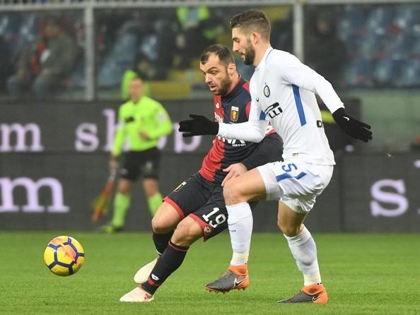 Genoa-Inter, la sfida al Ferraris (0-0)