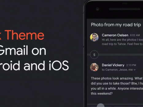 Benvenuto al dark mode su Gmail: modalità scura per la posta su Android e iOS