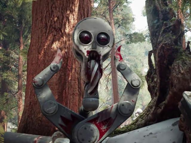 Atomic Heart si mostra in un nuovo curioso trailer