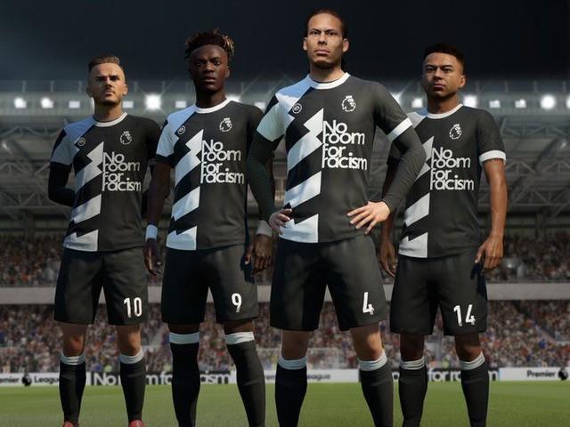 """FIFA 20, presto in arrivo un nuovo kit: EA annuncia """"No Room for Racism"""""""