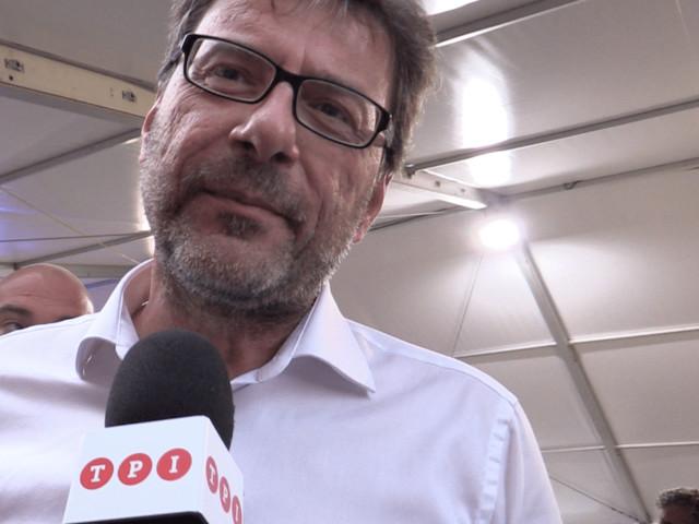 """Giorgetti a TPI: """"Le regionali? Finalmente gli italiani possono votare! E decideranno da che parte stare"""""""
