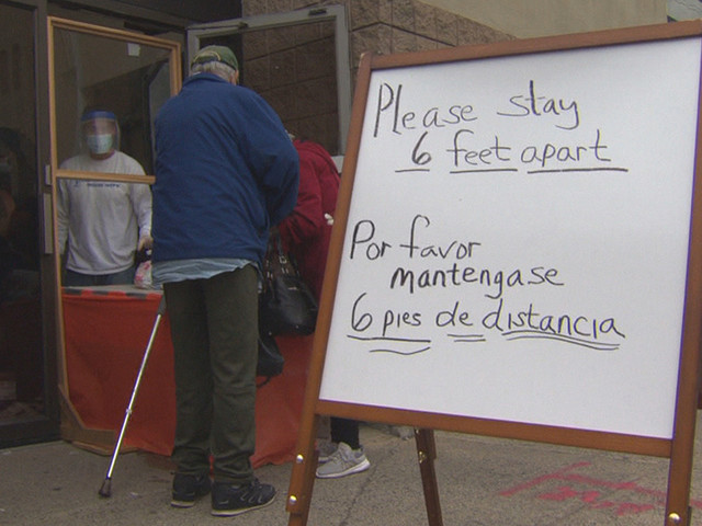 Food Pantries Struggling To Fill The Need Ahead Of Thanksgiving