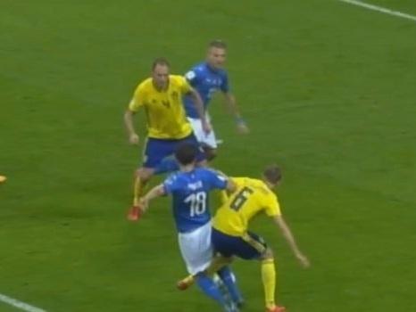 13 novembre 2017: Italia contro Svezia 0-0