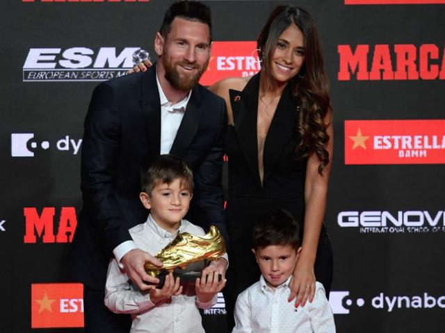 """Messi vince la 6^ Scarpa d'Oro: """"Un riconoscimento per il lavoro di squadra"""""""