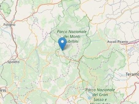 Terremoto, sciame di scosse nella notte fra Lazio, Umbria e Marche nelle zone del sisma del 2006