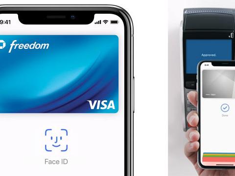 Apple Pay, come pagare con iPhone X e Face ID