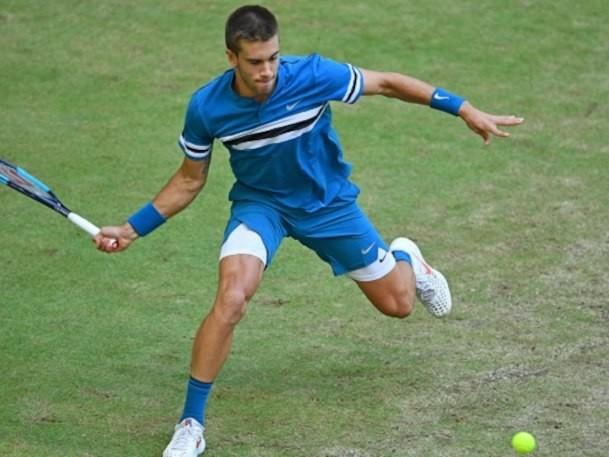 ATP Halle, Coric batte Federer in finale. Nadal torna numero 1