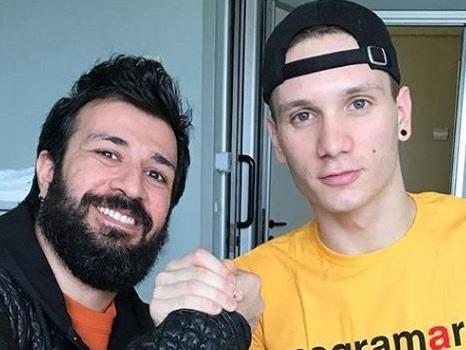 Lele Spedicato e Manuel Bortuzzo si incontrano in ospedale, l'abbraccio tra due sopravvissuti (foto)