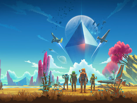 No Man's Sky: Beyond verrà lanciato questo mese su PS4