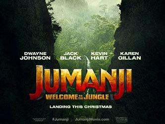 Jumanji - Benvenuti nella Giungla: in lavorazione il sequel