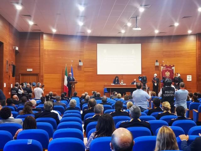 """Borsellino, il capo della polizia Giannini riceve la cittadinanza onoraria di Palermo: """"Memoria sempre viva"""""""