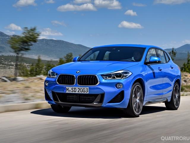 BMW X2<br> - Prezzi e informazioni della Suv compatta